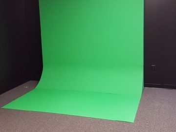 Cyclorama, UNISET, Free standing, green screen